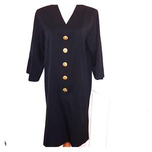 Vintage Yves Saint Laurent Dress